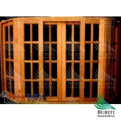 Vitro Bay Window em Itauba cx 10