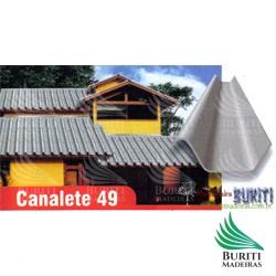 Canalete Eternit 49