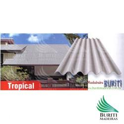 Telha Eternit Tropical 5 mm